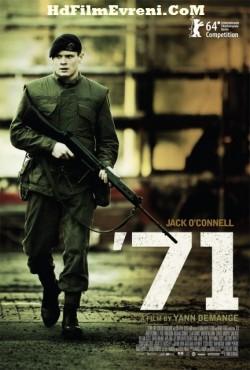'71 (2014) Türkçe Dublaj Full izle
