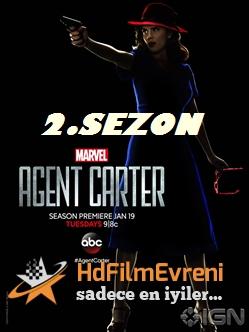 Agent Carter 2. Sezon Full izle