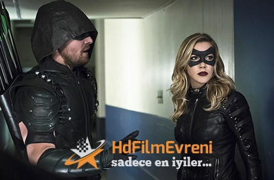 Arrow 5.Sezon Full izle
