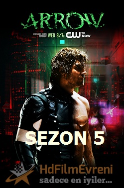 Arrow 5.Sezon