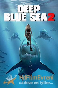 Deep Blue Sea 2, Mavi Korku 2 2018