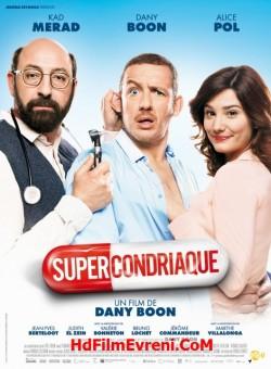 Hastalık Hastası – Supercondriaque 2014 Türkçe Dublaj izle