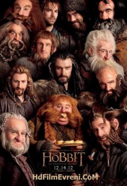 Hobbit 1 Beklenmedik Yolculuk