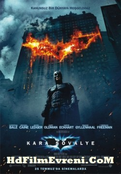 Kara Şövalye 1 – The Dark Knight