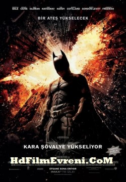 Kara Şövalye Yükseliyor – The Dark Knight Rises Türkçe Dublaj 720p HD izle