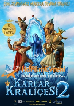 Karlar Kraliçesi 2 – The Snow Queen 2 2015