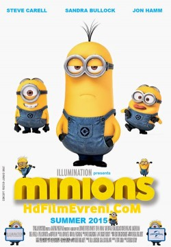 Minyonlar – Minions 2015
