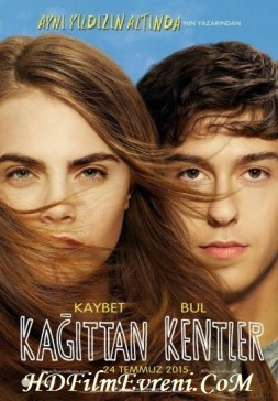 Paper Towns – Kağıttan Kentler 2015