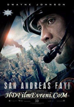 San Andreas Fayı 2015