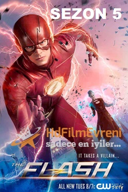 The Flash 5.Sezon izle