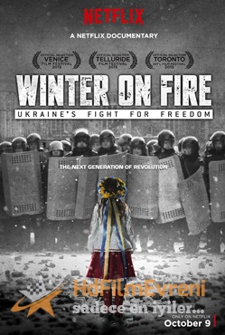 Winter on Fire Ukraine's Fight for Freedom 2016