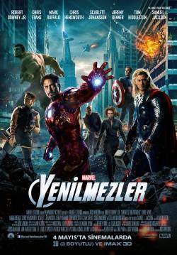 Yenilmezler, The Avengers